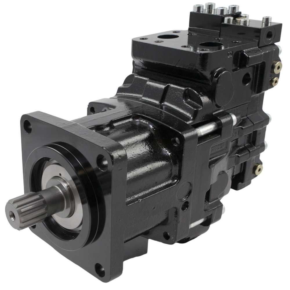 Parker tb series motor for Parker nichols hydraulic motor